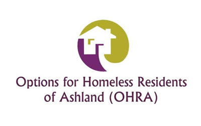 Options for Homeless Residents of Ashland (OHRA)
